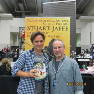 Cameron Francis and Stuart Jaffe