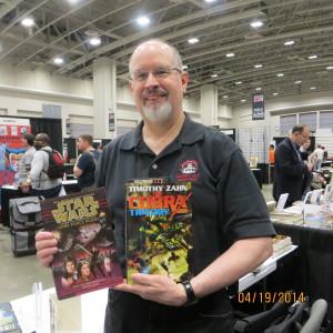 Timothy Zahn, author