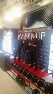 Rick Baker, Toni G and Arjen Tuiten (Maleficent)