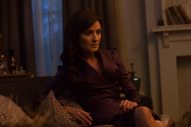Orla Brady as Lydia - Into the Badlands _ Season 1, Episode 4 - Photo Credit: Hilary Bronwyn Gayle/AMC