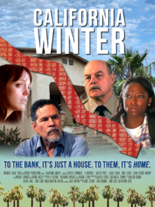California Winter Poster