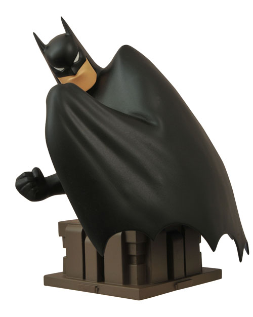 FEB168433 STL009982 Batman TAS Bust