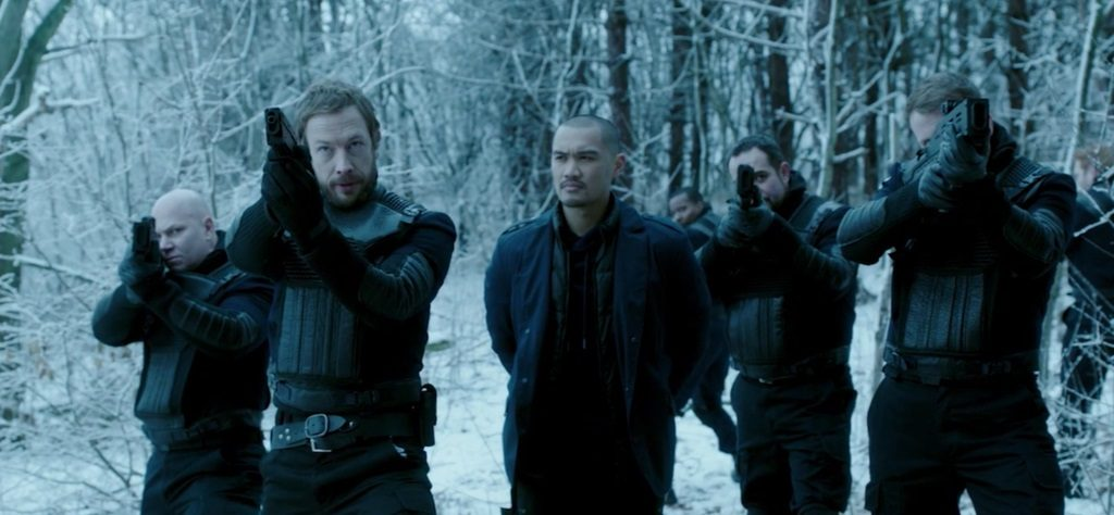 """DARK MATTER -- """"We Voted Not to Space You"""" Episode 205 - Kris"""