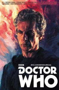 Doctor Who Convention Special 2016 Cover A