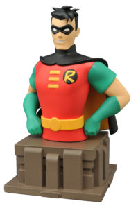 RobinBust