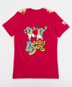 SDCC 2016_Nick_Double Dare Tshirt Red