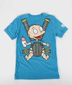 SDCC 2016_Nick_Rugrats Tshirt