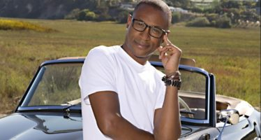 Tommy Davidson May 2016 still cover