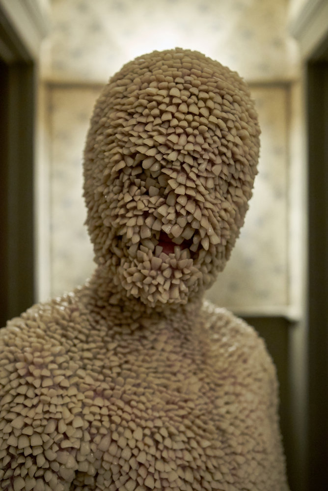 CHANNEL ZERO: CANDLE COVE -- Season:1 -- Pictured: Tooth Child -- (Photo by: Allen Fraser/Syfy)