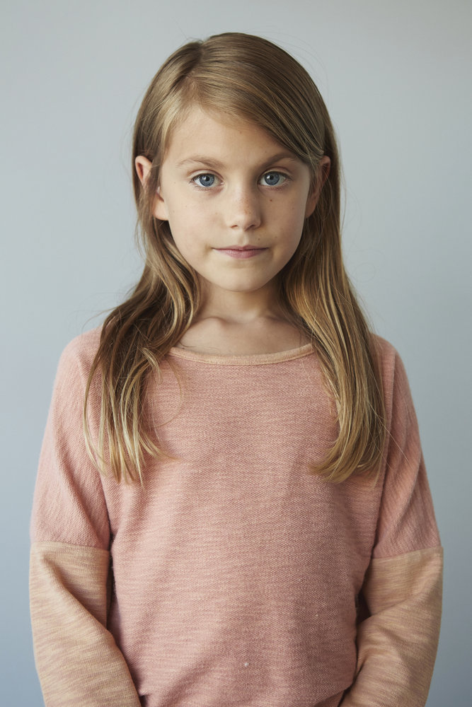 CHANNEL ZERO: CANDLE COVE -- Season:1 -- Pictured: Abigail Pniowsky as Lilly Painter -- (Photo by: Allen Fraser/Syfy)