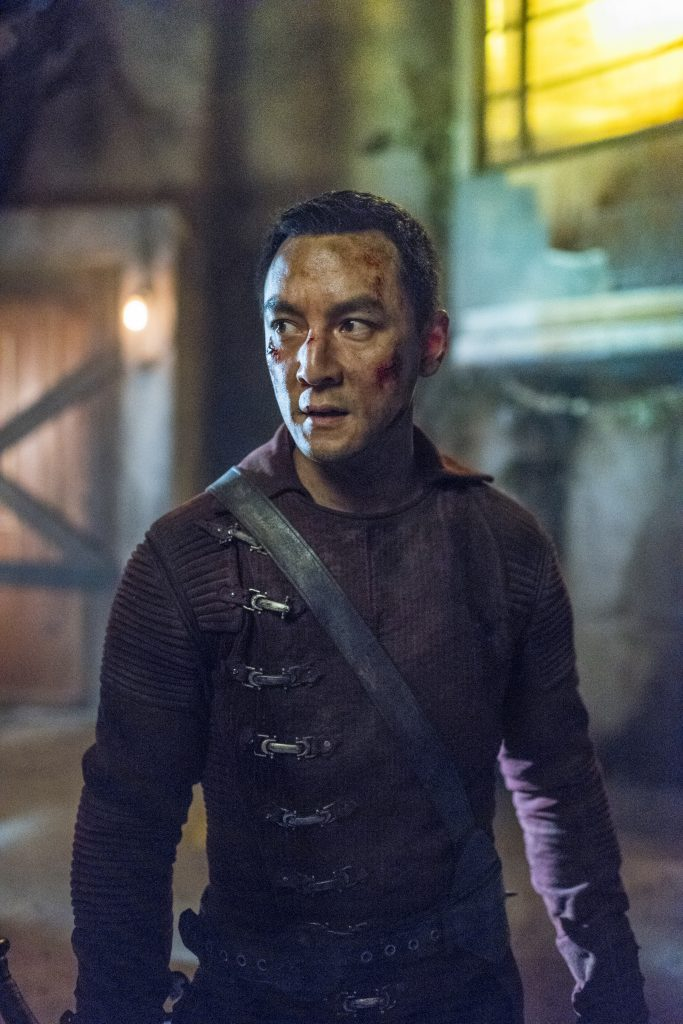 Daniel Wu as Sunny - Into the Badlands _ Season 2, Episode 10 - Photo Credit: Antony