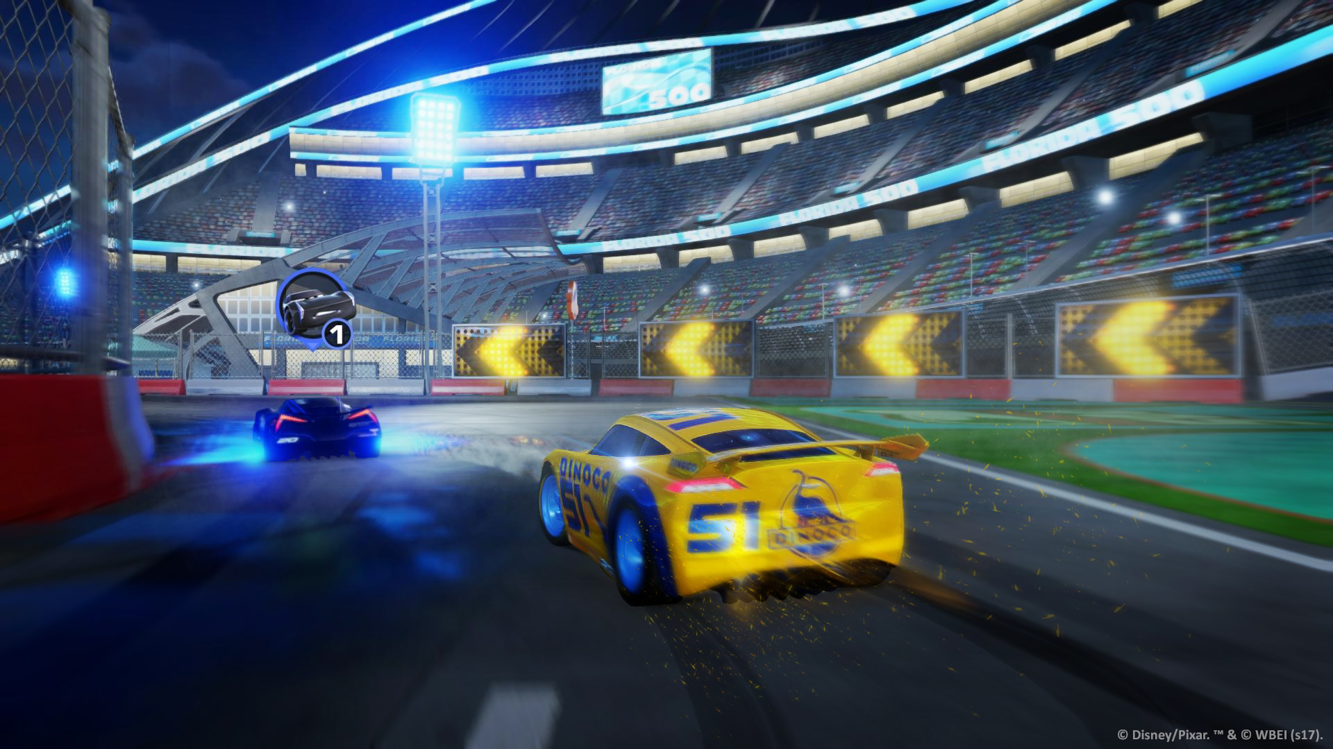 Cars 3: Driven to Win gameplay trailer debuts ~ The Nerd Element