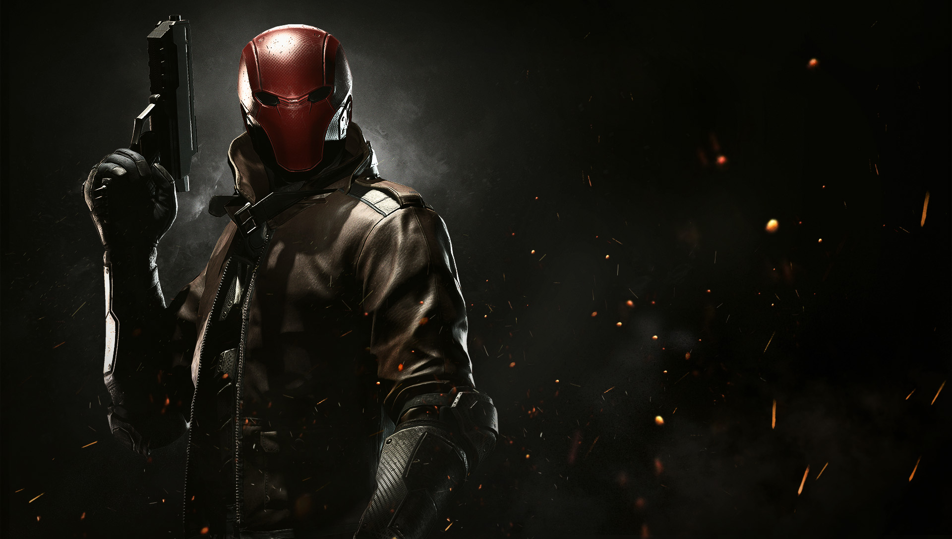 Injustice 2 Trailer With Gameplay Of Red Hood Released The Nerd Deluxe Edition Ps4