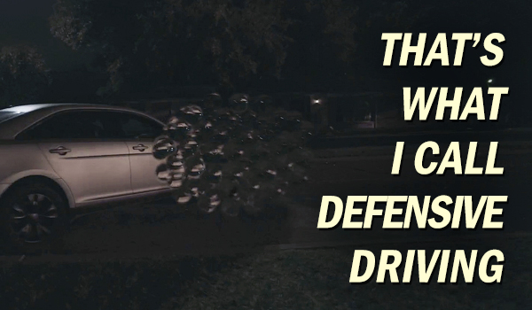 defensive driving mutant style