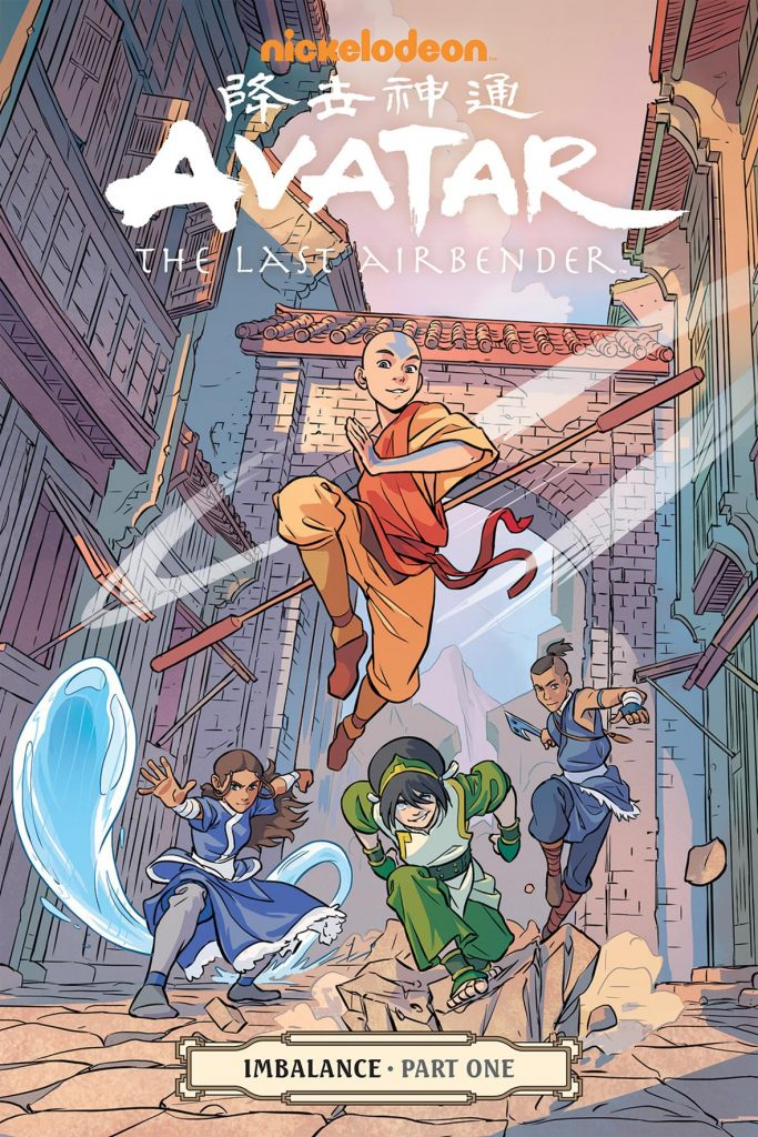 AVATAR: THE LAST AIRBENDER-IMBALANCE