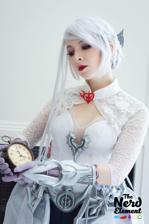 Snow White -SINoALICE Cosplayer: @missy.across (ig)