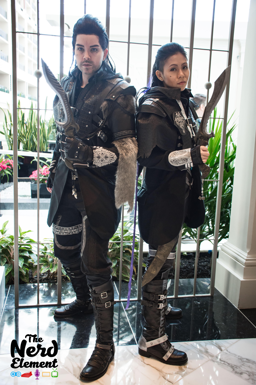 More Nyx lol Cosplayers: @saya_costumes (ig) and @lacee_girl (ig)