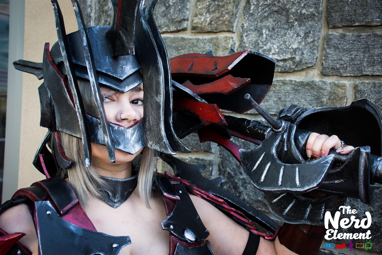 Aranea - Final Fantasy XV Cosplayer: alisonjefferyx3 (ig)