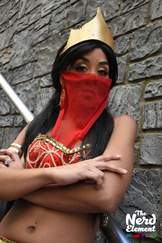 Slave Jasmine Cosplayer: @Fricklefracklemarco (ig)
