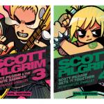 Scott Pilgrim, Volumes 1-6 Evil Ex Variant Editions
