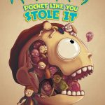 Rick and Morty™ Pocket Like You Stole It, Trade Paperback Variant