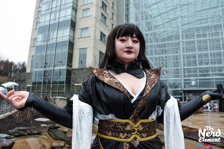 Gentiana - Final Fantasy XV Cosplayer: @_autumnhana (ig)