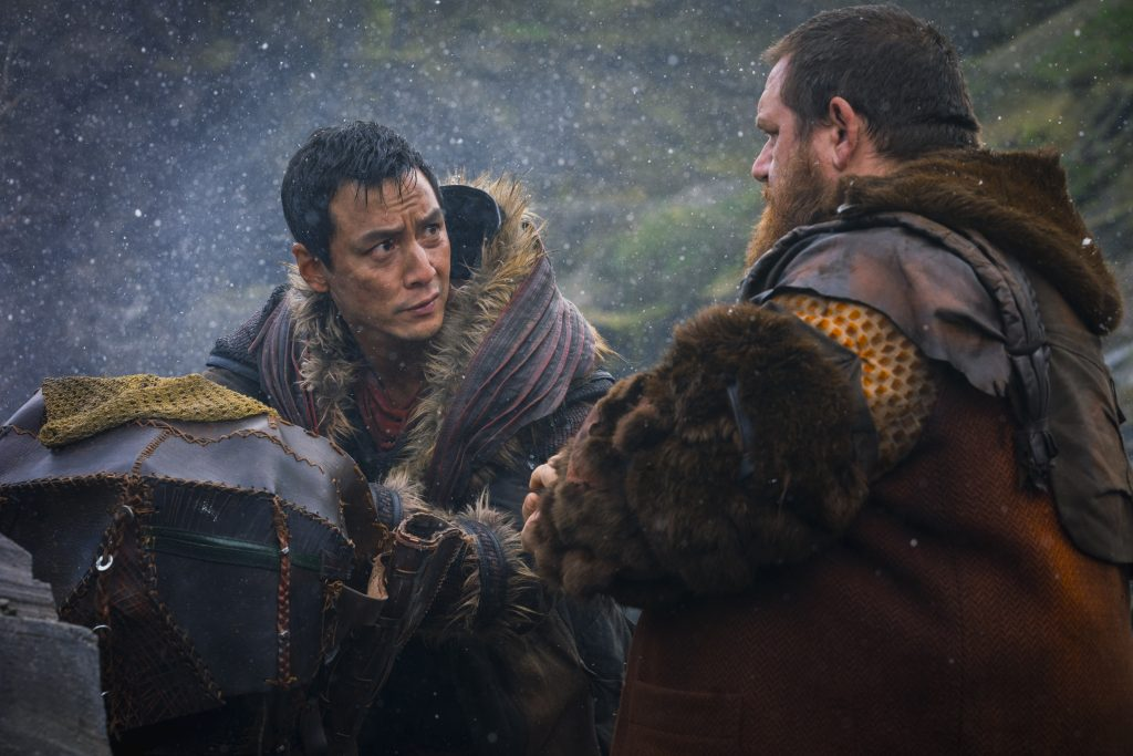 Into the Badlands Ep 305 Recap/Review: Carry Tiger to