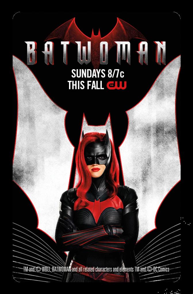 Batwoman KeyCard