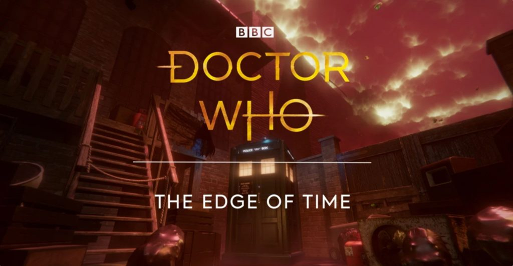BBC STUDIOS BRINGS VIRTUAL REALITY, SIGNINGS, FAN ART COMPETITION