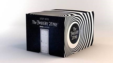 Twilight zone exhibit