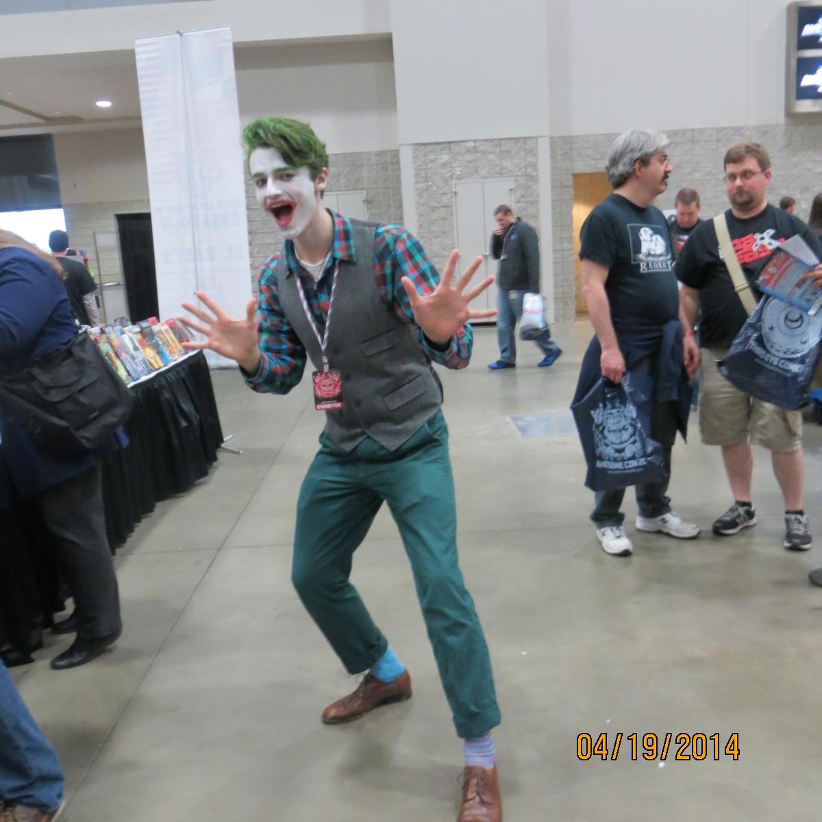 Matt Stewart, Joker