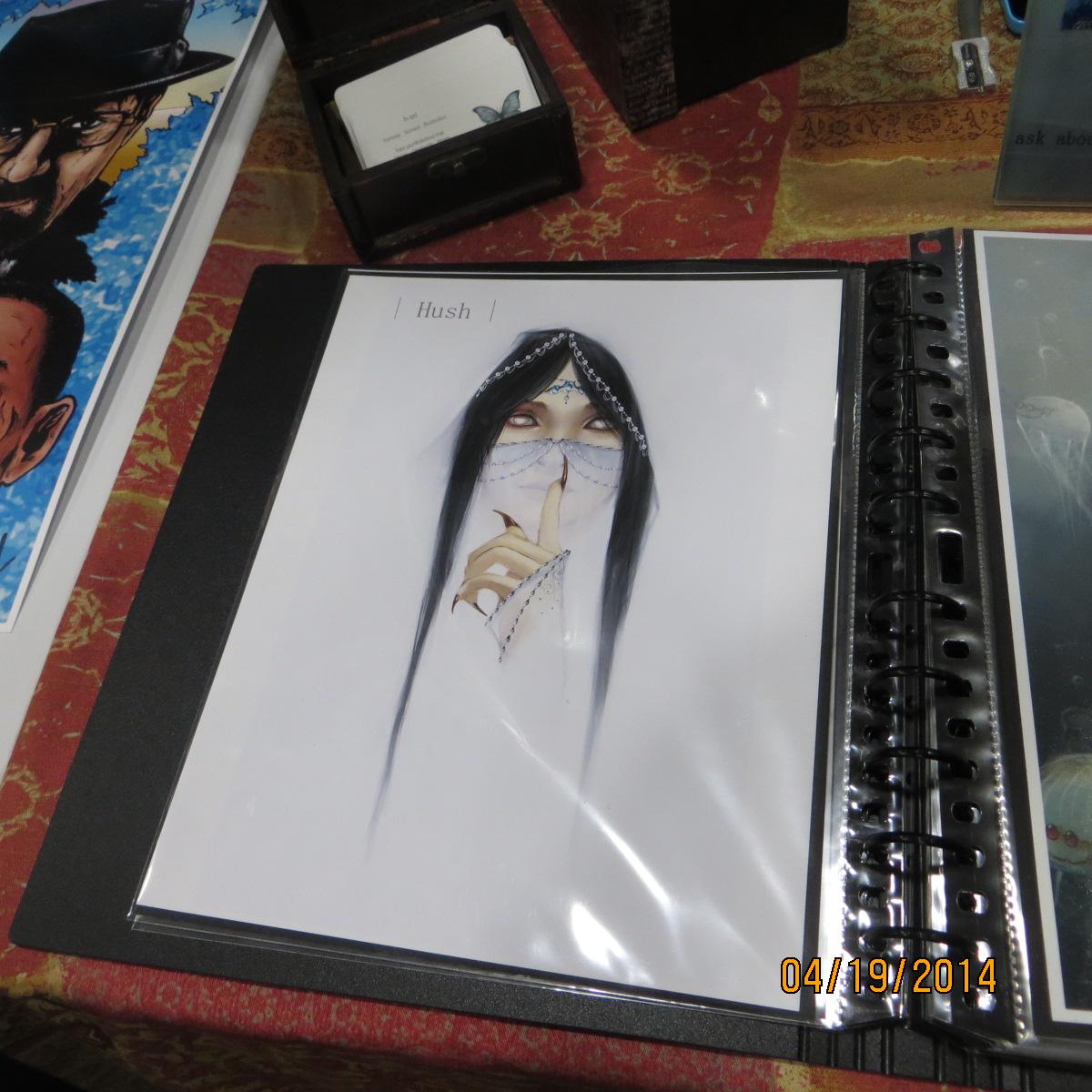 H-eri Artist work