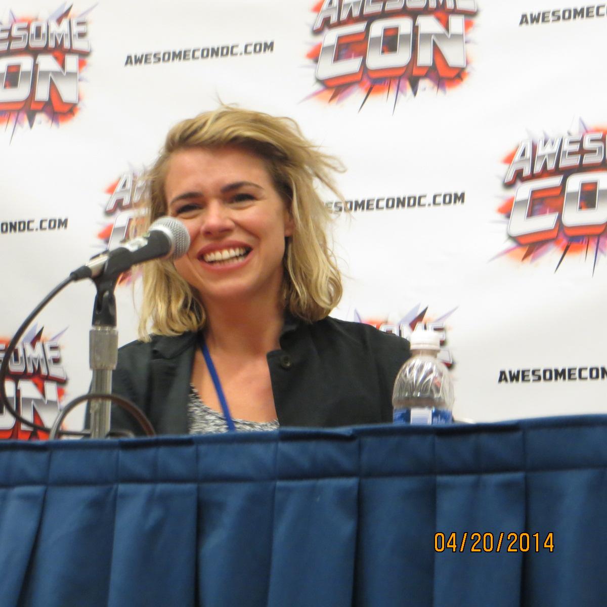 Billie Piper Panel