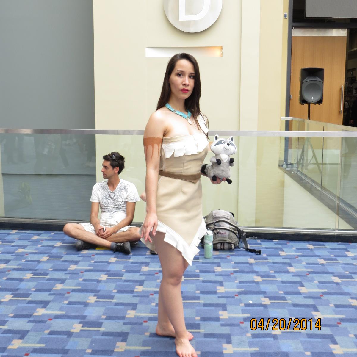 Erica Breig, Pocahontas