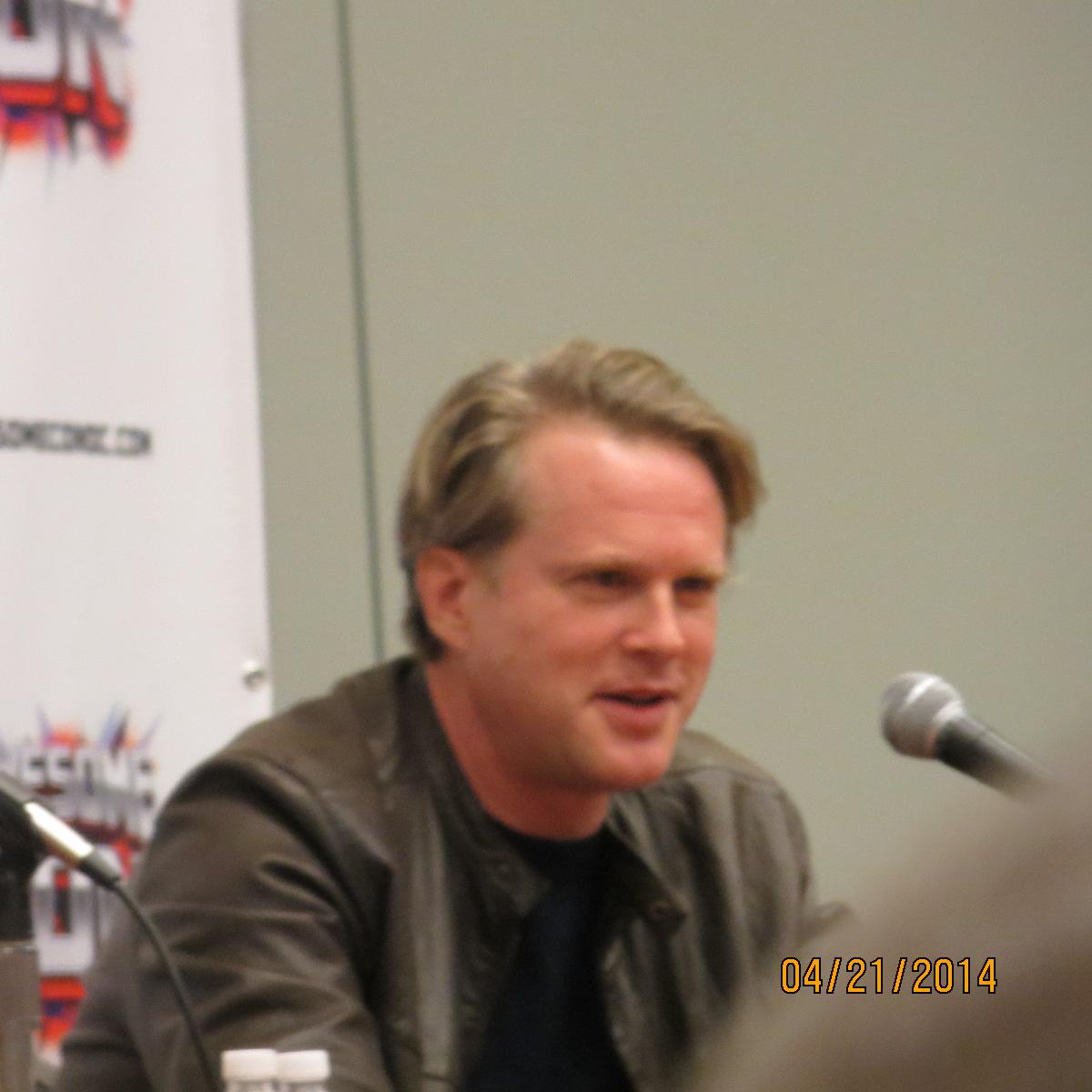 Cary Elwes Panel