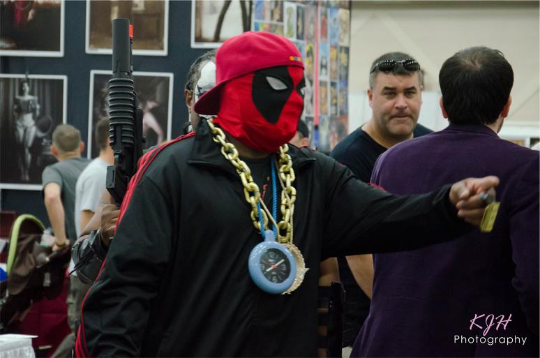Hip-Hop Deadpool