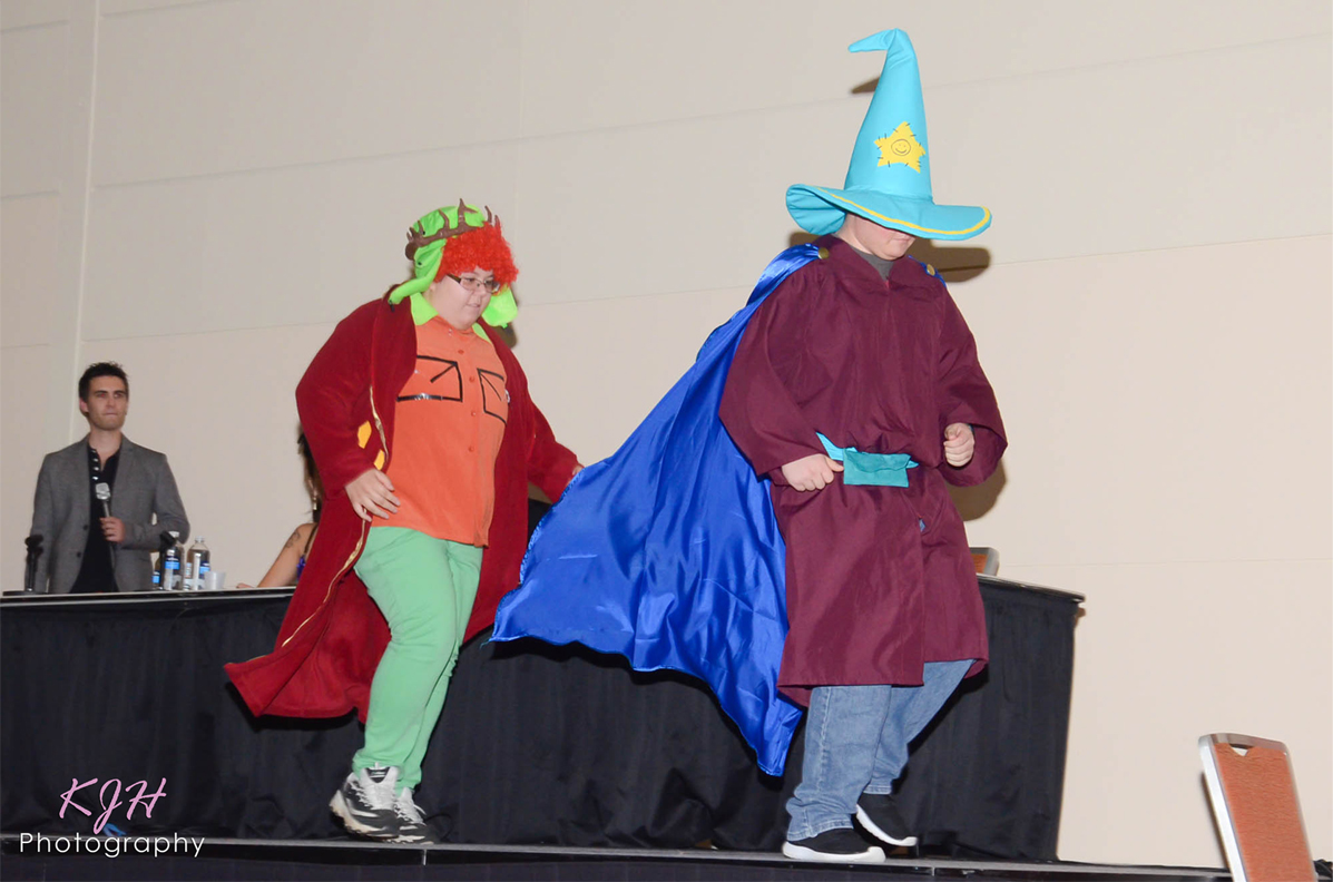 Cartman and Kyle (South Park: The Stick of Truth)