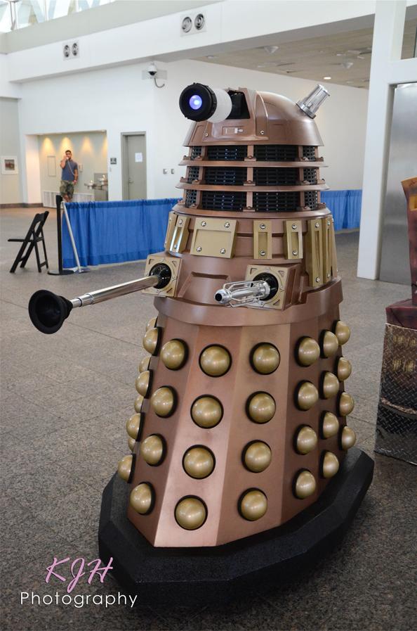 Bronze Dalek