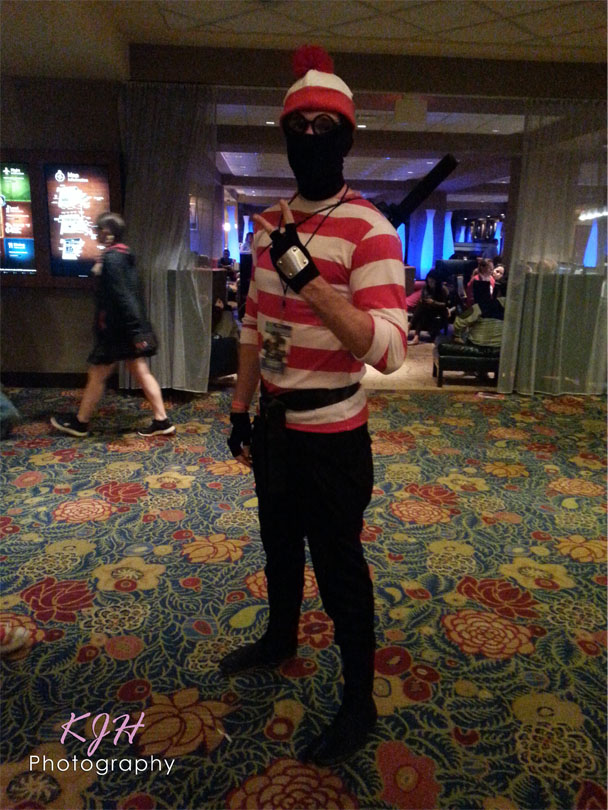 Ninja Waldo