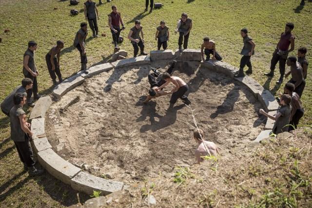 - Into the Badlands _ Season 1, Epsiode 1 - Photo Credit: Patti Perret/AMC