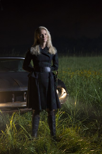 Ellen Hollman as Zypher - Into the Badlands _ Season 1, Episode 3 - Photo Credit: Patti Perret/AMC