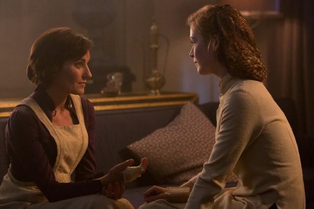 Orla Brady as Lydia - Into the Badlands _ Season 1, Episode 5 - Photo Credit: Hilary Bronwyn Gayle/AMC