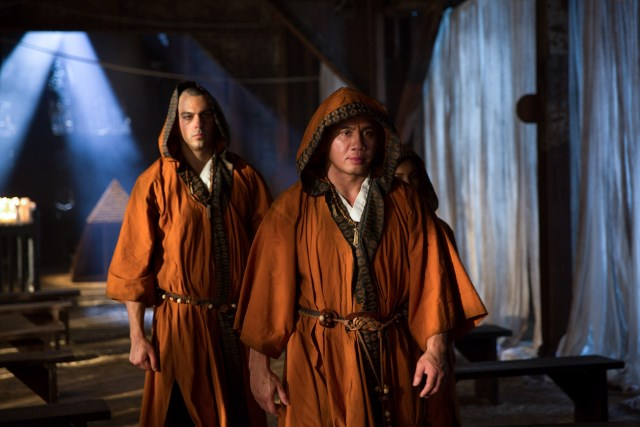 - Into the Badlands _ Season 1, Episode 6 - Photo Credit: Patti Perret/AMC