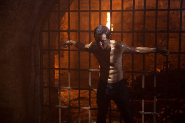 Daniel Wu as Sunny - Into the Badlands _ Season 1, Episode 6 - Photo Credit: Patti Perret/AMC