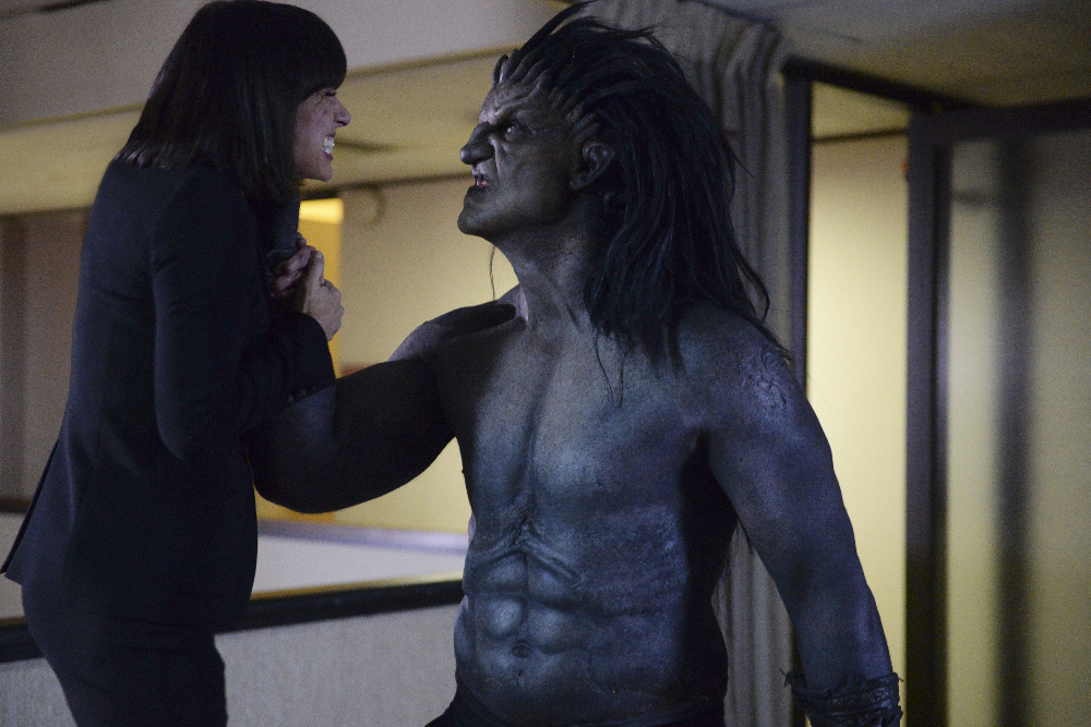 """MARVEL'S AGENTS OF S.H.I.E.L.D. - """"Chaos Theory"""" -(ABC/Eric McCandless) CONSTANCE ZIMMER, MATTHEW WILLIG"""