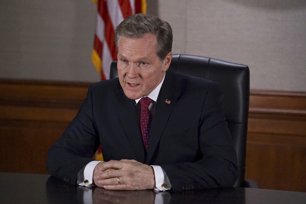 """MARVEL'S AGENTS OF S.H.I.E.L.D. - """"Bouncing Back"""" - TUESDAY, MARCH 8 (9:00-10:00 p.m. EST) on the ABC Television Network. (ABC/Eric McCandless) WILLIAM SADLER"""