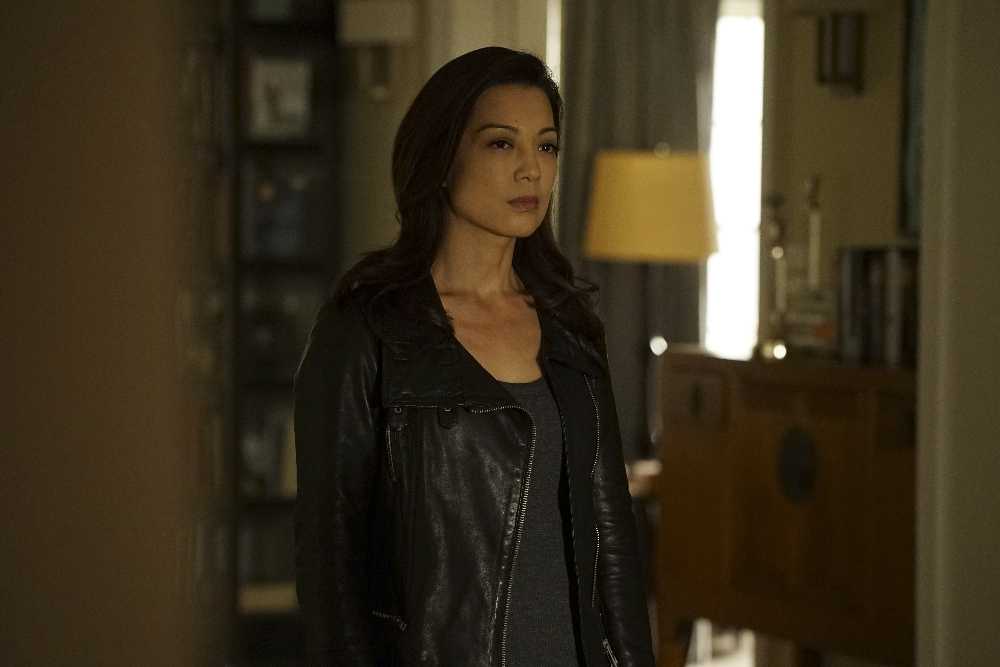 """MARVEL'S AGENTS OF S.H.I.E.L.D. - """"Bouncing Back"""" -TUESDAY, MARCH 8 (9:00-10:00 p.m. EST) on the ABC Television Network. (ABC/Eric McCandless) MING-NA WEN"""