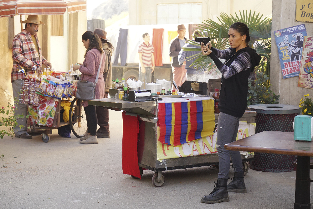 """MARVEL'S AGENTS OF S.H.I.E.L.D. - """"Bouncing Back"""" -TUESDAY, MARCH 8 (9:00-10:00 p.m. EST) on the ABC Television Network. (ABC/Eric McCandless) NATALIA CORDOVA-BUCKLEY"""