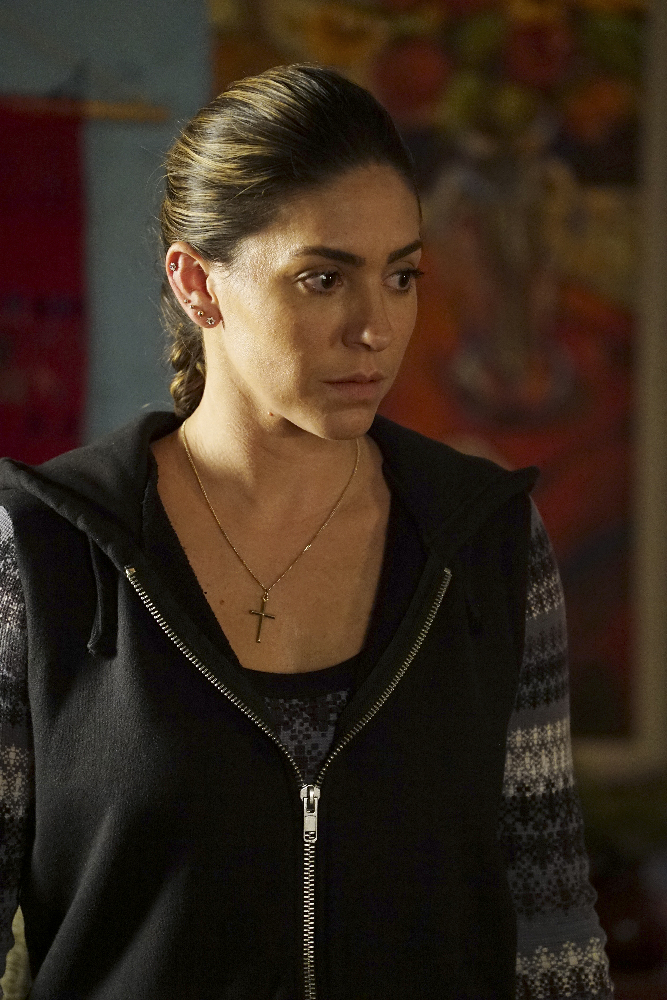 """MARVEL'S AGENTS OF S.H.I.E.L.D. - """"Bouncing Back"""" - TUESDAY, MARCH 8 (9:00-10:00 p.m. EST) on the ABC Television Network. (ABC/Eric McCandless) NATALIA CORDOVA-BUCKLEY"""