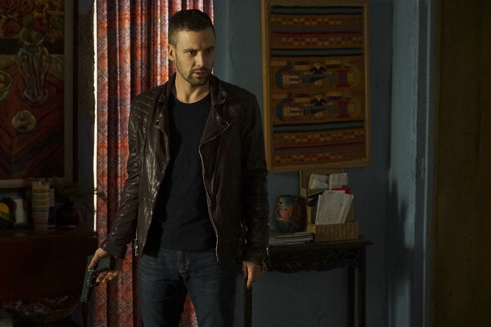 """MARVEL'S AGENTS OF S.H.I.E.L.D. - """"Bouncing Back"""" - TUESDAY, MARCH 8 (9:00-10:00 p.m. EST) on the ABC Television Network. (ABC/Eric McCandless) NICK BLOOD"""
